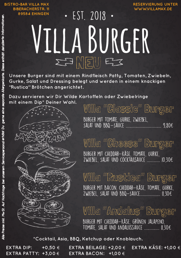 Villa Burger