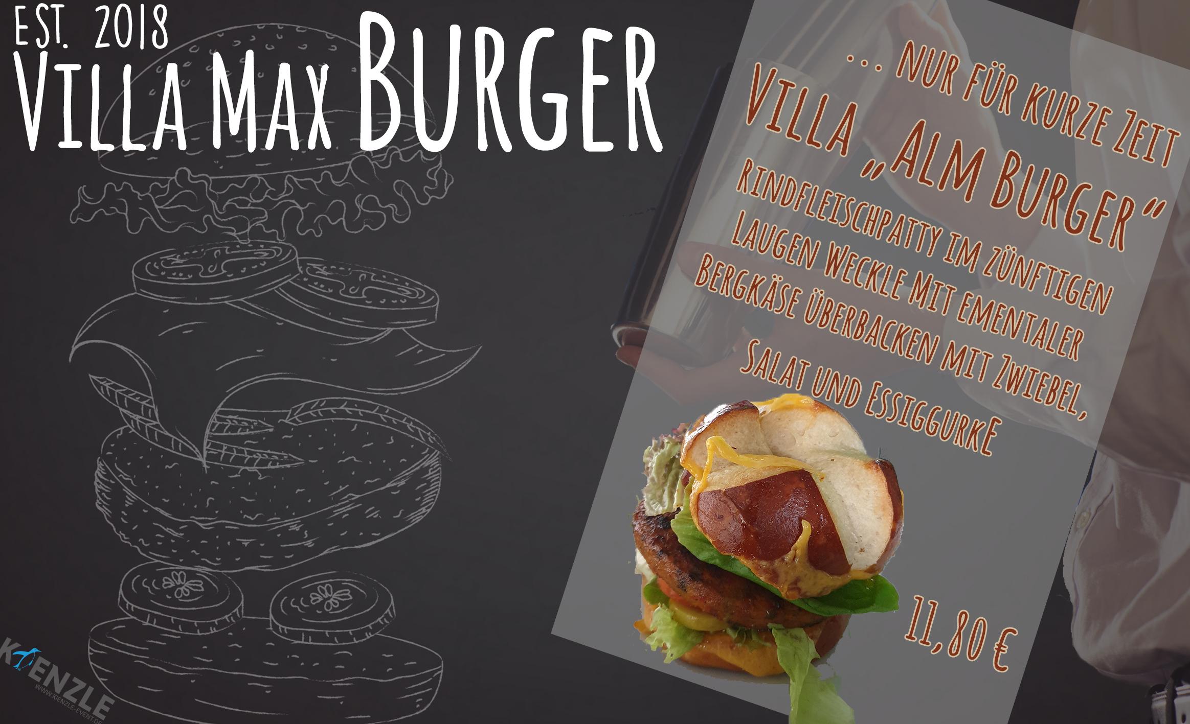 Alm Burger